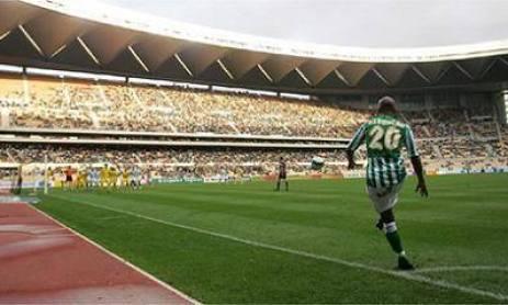 Betis-Villarreal Liga 2007