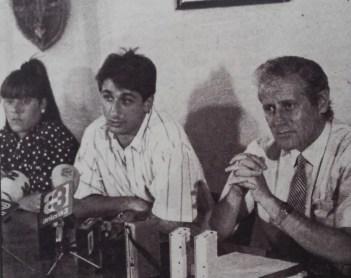 Fichaje de Viñals 1990