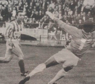 Betis-Castellón Liga 1993