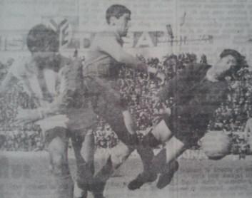 Betis-Valladolid Liga 1964