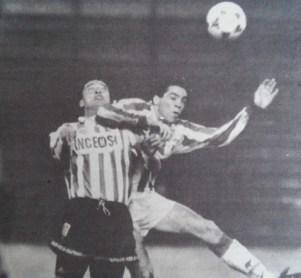 Sporting- Betis Liga 1995