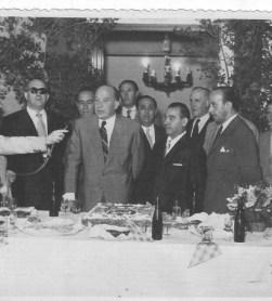 Hotel La Rábida-Santuario Verdiblanco: Junio 1954 y Enero 1957.
