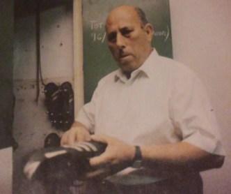Alberto Tenorio, o el Betis en carne viva, de Manolo Rodríguez