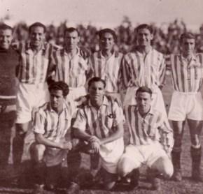Alineación Betis-Athletic Club Liga 1935