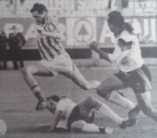 Mérida-Betis Liga 1992
