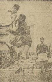 1960-Noviembre 06-Primera.-Real Betis Balompié-5 Real Sdad-1.-Amillategui-CrosRBB.