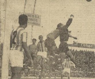 1963-Noviembre 03-Primera.-Real Betis Balompié-1 Córdoba Cf-0.-52Aniversario.