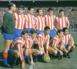 Nos visita el Atlético de Madrid