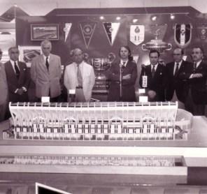 El proyecto del Voladizo 1974