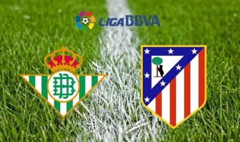 Betis-Atlético de Madrid. Los 5 béticos que más han jugado