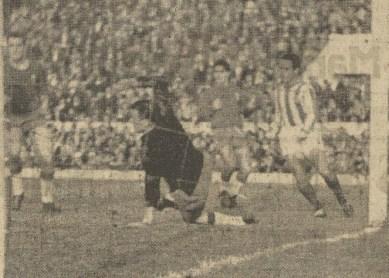 1963-Diciembre 29-Primera.-Real Betis Balompié-2 RZaragoza-1.-52Aniversario.