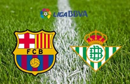 Betis-Barcelona. Los 6 béticos que más han jugado