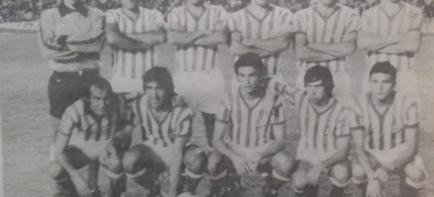 Alineación Betis-Cádiz Liga 1977