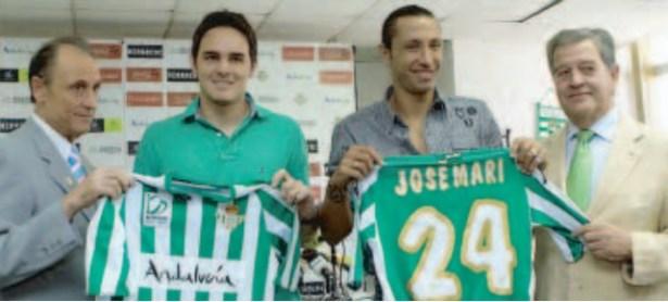 Presentación de Lima y Jose Mari 2007