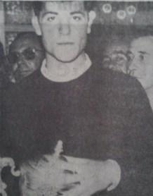 """Entrevista Joaquín Sierra """"Quino"""" 1964"""