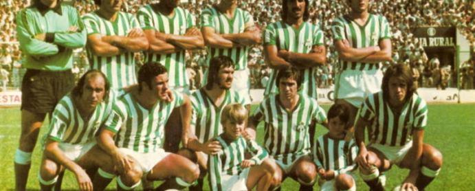 Alineación Betis-Granada Liga 1979