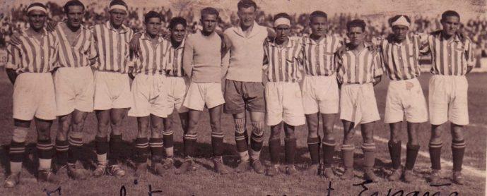 Alineación Betis-Arenas Copa 1931
