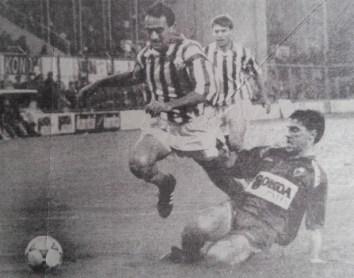 Eibar-Betis Liga 1991