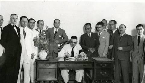 El arrendamiento del Estadio de la Exposición 1936 (I)