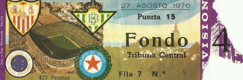 1976-Agosto 27-VCiudadSevilla-Final.-Sevilla Fc-1 Real Betis Balompié-0.-40Aniversario.