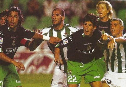 Betis-Racing Liga 2003