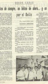 1962-Desde Cádiz.-Aurelio De la Viesca Baselga por Agustín Embuena.