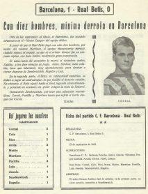 1962-Septiembre 23-Liga.-Cf Barcelona-1 Real Betis Balompié-0.-VYB-El Balón en juego.
