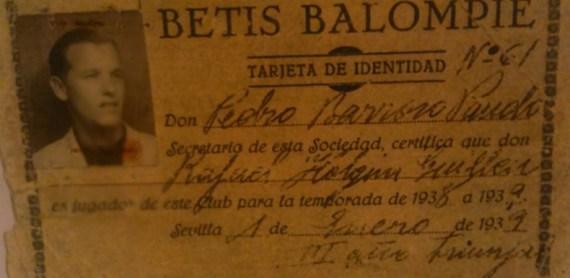 Carnet de Tomasín 1939