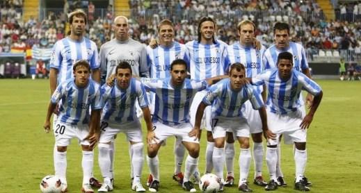 Nos visita el Málaga CF
