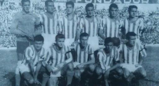 Alineación Betis Real Madrid Liga 1958