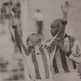 El primer gol de Denilson 1999