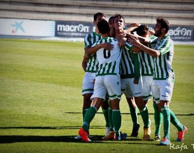 Galería de imágenes de la victoria del Betis B - Villanovense