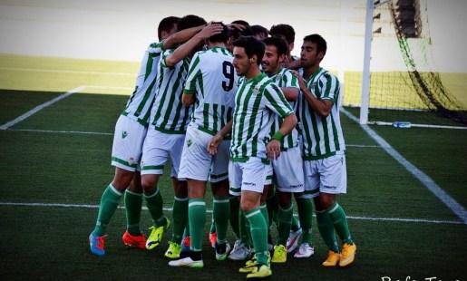 Galería de imágenes de la victoria del Real Betis B ante La Roda (3-1)