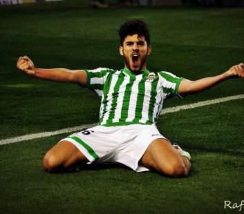 Galería de imágenes de la victoria del Betis ante el Girona (2-1)