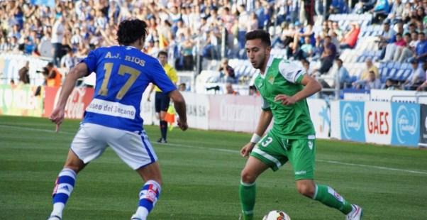 Galería de imágenes de la victoria del Real Betis ante el Recreativo de Huelva (0-1)