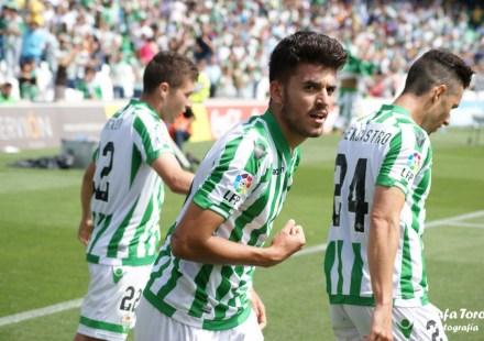 Galería de imágenes de la victoria del Real Betis ante Osasuna (3-0)
