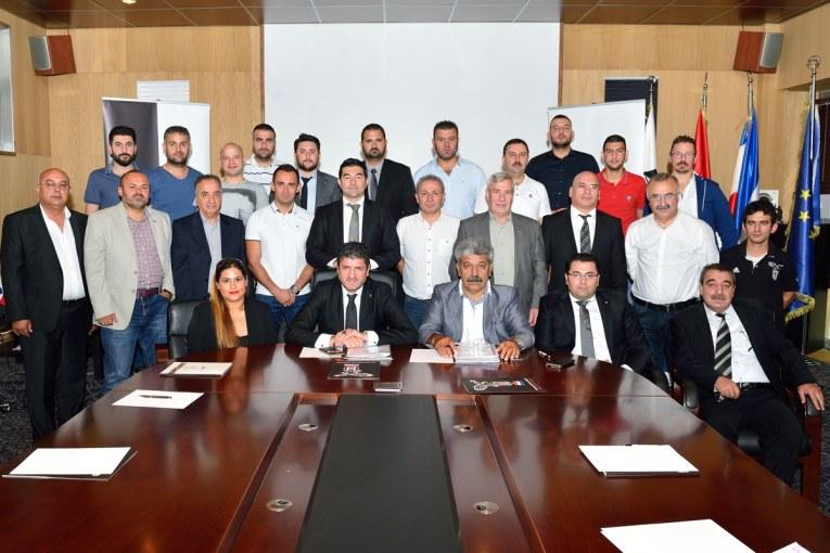 Aykut Torunoğulları yeniden başkan seçildi