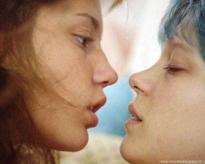 A teenaged girls emotional journey is beautifully portrayed in Blue is the warmest Colour