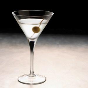 James Bond made the martini popular