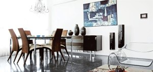 The furniture at The Imperial was designed by Pinakin Patel