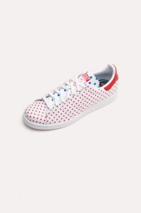 Polka dot shoes from adidas Originals x Pharrell Williams collection