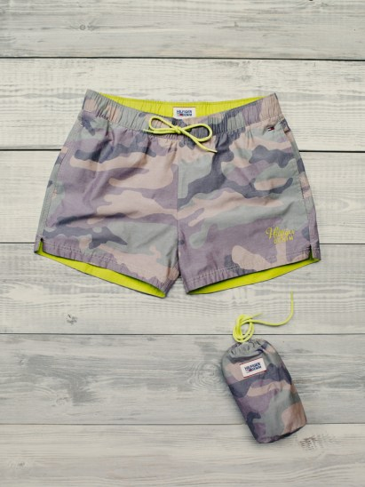 Camouflage swimming shorts from Tommy Hilfiger