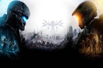 halo, xbox one, console, guardians, master chief