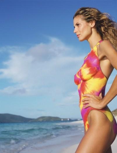 Heidi Klum, Swimsuit Issue 1999