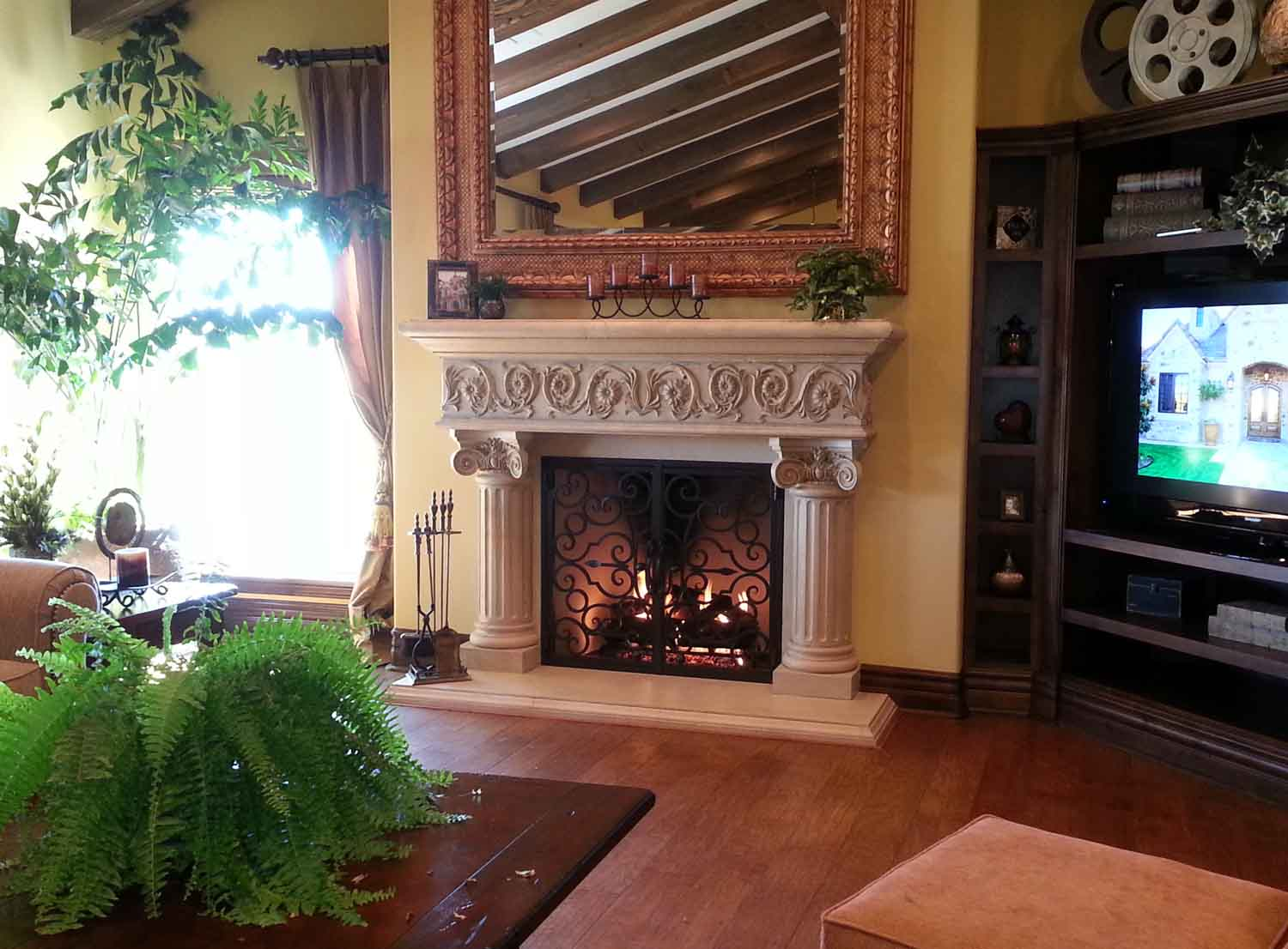blog fireplace mantels from mantel depot