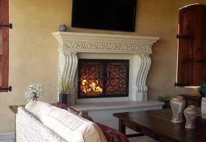San Diego Fireplaces