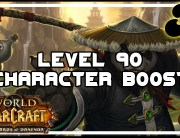 Level 90 Boost
