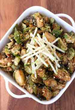 Lovable Your Fried Whiskey Glazed Brussels Sprouts Mantitlement Deep Fried Brussel Sprouts Food Network Deep Fried Brussel Sprouts Keto Make Se Fried Whiskey Glazed Brussels Sprouts