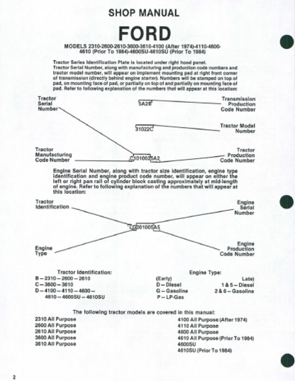 Ford 2310 Wiring Diagram car block wiring diagram