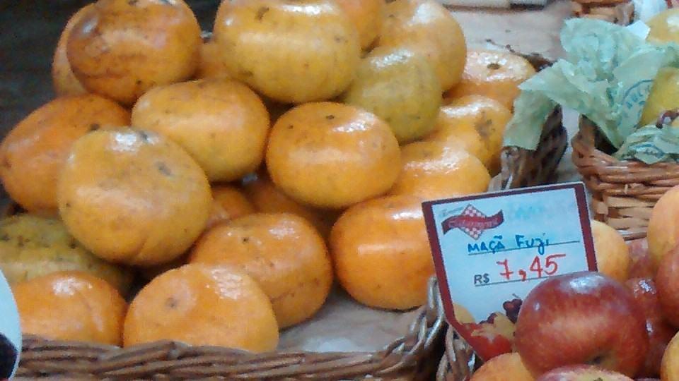 Foto de frutas feita com o Moto G.